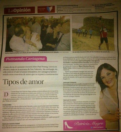 Patteando Cartagena: tipos de amor